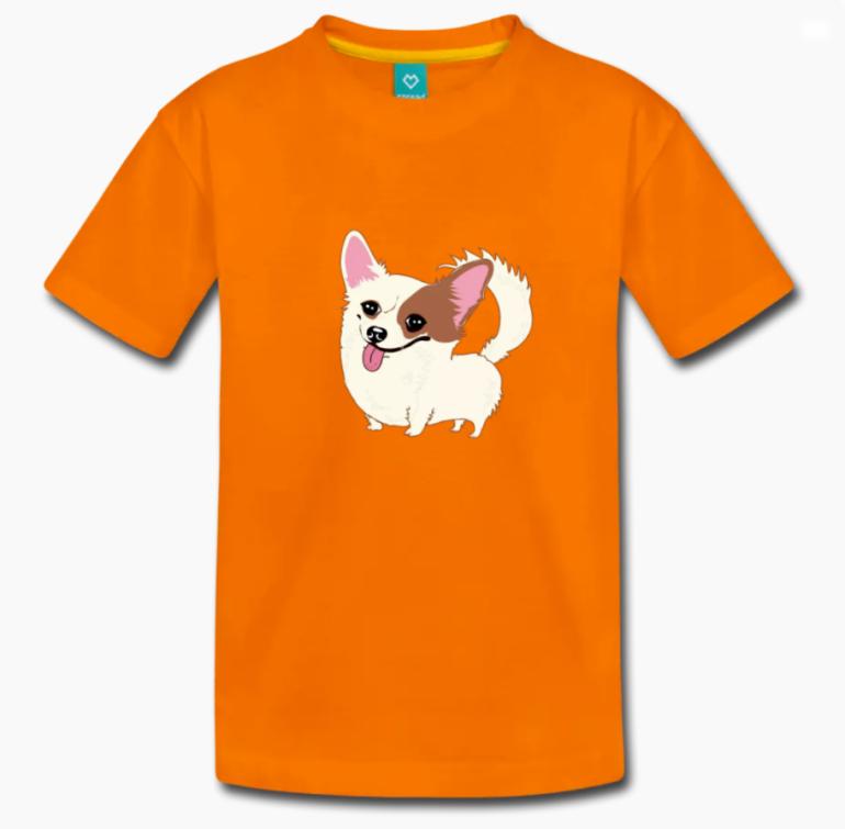 tshirt spooky