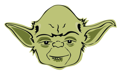 Master Yoda, unfinished i think.. still he is.. yeah.. me talking 'yoda style' isn't working ahahah thank you Star Wars