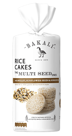 The Multi Seed Rice Cakes