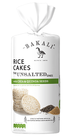 The Unsalted Rice Cakes