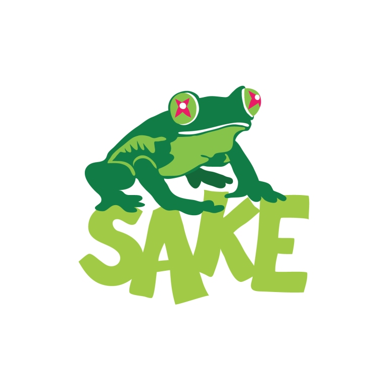 Frog Sake